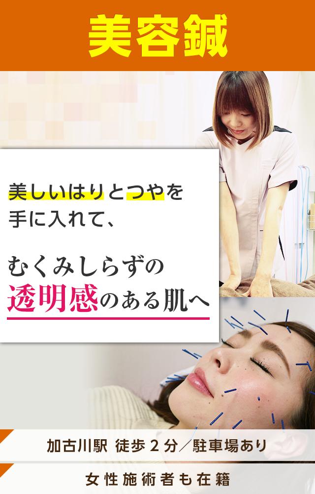 美容鍼専門